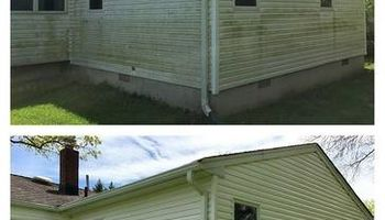 $90 Prestige services. Power washing, Cleaning\Handyman