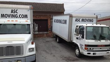 Licensed & Insured Movers. ASC moving