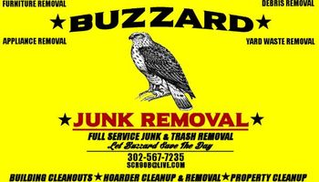 Buzzard Full-Service Junk & Trash Removal