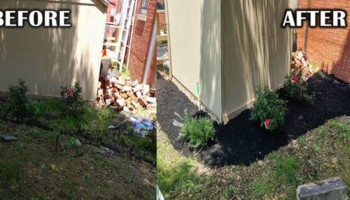 Addor LANDSCAPING / Grass cutting $35- Mulching - Stone beds - Weed and Feed