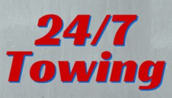 24/7 towing. Discounts!