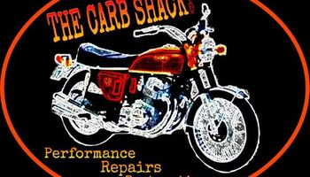 TheCarbShack. Motorcycle and Quad Repair and Restoration