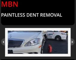 Paintless Dent Removal, and Minor collision