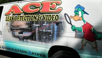 Leak Detection Specialist. Ace Leak Detection & Video