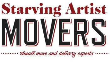 Moving close by? Short Notice? Call STARVING ARTIST MOVERS and save $!