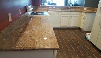 GRANITE COUNTERTOPS, MARBLE ONYX QUARTZ AND MORE