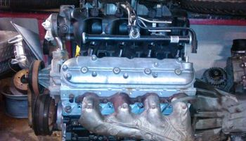 ENGINE REMOVE AND REPLACEMENT STARTING $350
