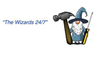 The Wizards 24/7 Handyman Services - Call Us Today!