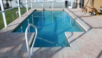 Pool Cleaning all for $65 (chemical included)