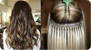 Let me put in your hair extensions!