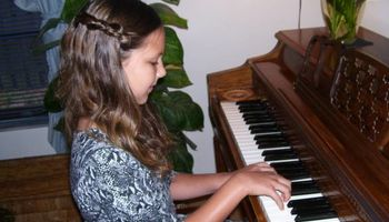 Piano Lessons - Special summer rates, half price!