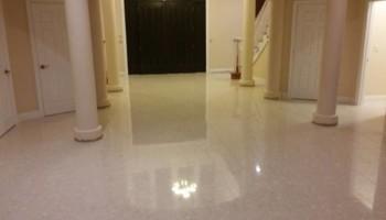 The Floor Guy Inc. Stone Floor Specialist Concrete, Marble, Terrazzo