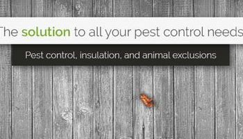EcoSci Pest Solutions. Pest Control and Termite too