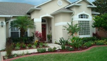 Pressure Washing, screen repair and more... Landscapes by Design