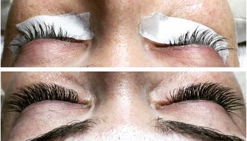 Eyelash Extensions Special $79. Mirror Mirror Salon & Spa
