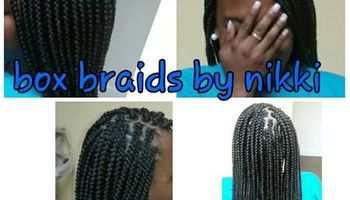 Braids and more by Nikki