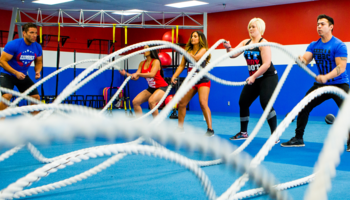Anchorage Fit Body Boot Camp