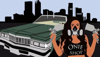 ONIE shop - auto body and paint