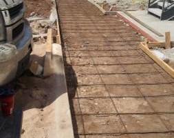 Vallejo Concrete (retaining walls/curbs/driveways)