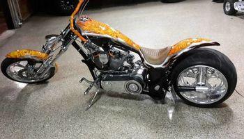 Mobile Harley tech