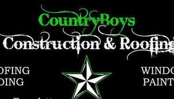 Country Boy Roofing and Construction. Roof Repairs & ReRoofs FAST