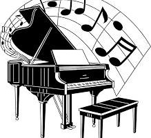 PIANO - VOICE - SONGWRITING LESSONS