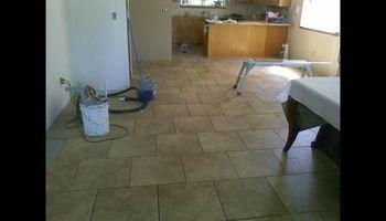 Custom Building and remodeling - floor refinishing, tile work, furniture restoration