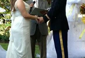 WEDDING OFFICIANT/ORDAINED MINISTER