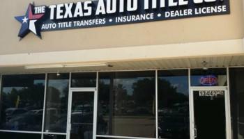The Texas Auto Title Company