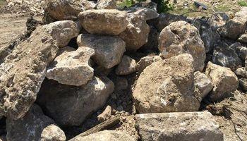 General Fill dirt and Rocks