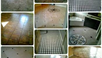 TILE FLOORS INSTALLATION STARTING AT $1 sqf. Free quotes