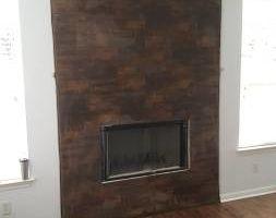 Fireplace Remodels/Sheetrock installation