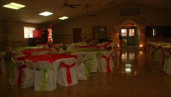 Event Decoration Package $850.00