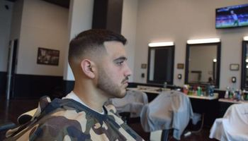 Barber in UTSA area
