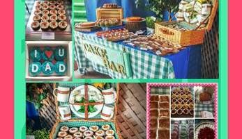 CAKE BAR. Dulce Victoria Desserts