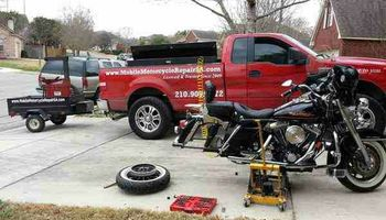 MOBILE MOTORCYCLE REPAIR OF SAN ANTONIO LLC.