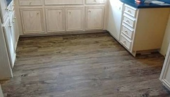 A-plus flooring -  laminated or wood floor