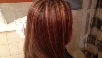 Hair by Chanzlee - color, hilights, lowlights, ombre's, cut