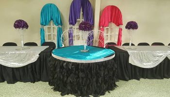 Event linens for rent