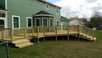 Kelly's Pro Deck and Fence Construction and Repair