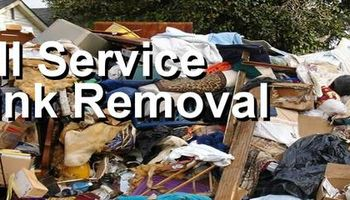 Junk Removal from farm or residential homes