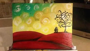 Acrylic painting parties