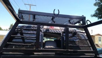 Hood Down Metal Works custom fabrication and mobile welding