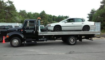 Johnnie Mustang Towing
