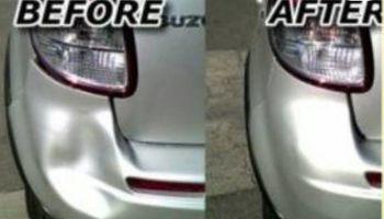 Mobile autobody repair - 50% off bodyshops price