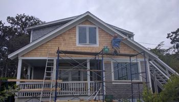 Carpenter, Painter, Handyman Eric Carlso
