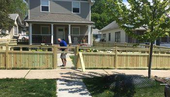 Travis Bachmeier - fence contractor