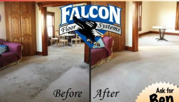 $79.95 Carpet Cleaning. Falcon Floor Systems
