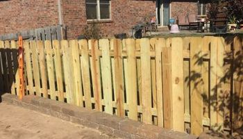 B&C SERVICES - WOOD AND CHAIN LINK FENCING