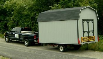 Best Storage Shed Moving Service